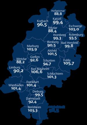 Ukw Frequenzen Hessen